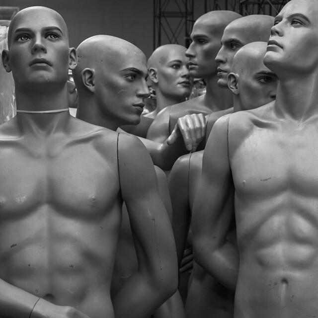 Mannequins Warehouse 02
