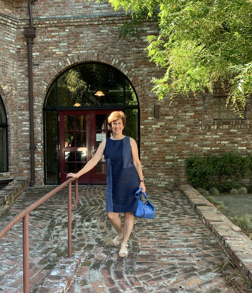 Chambray dress2