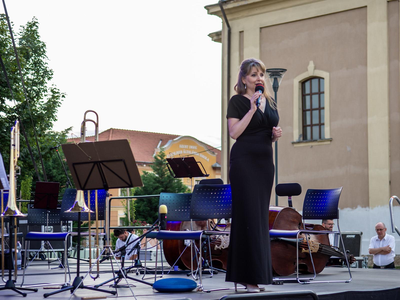 Tiszafüreden koncertezett a Szolnoki Szimfonikus Zenekar