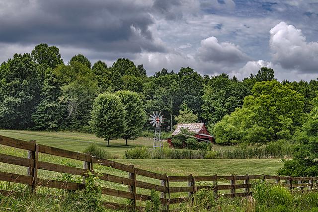 West Virginia Countryside (Explored)
