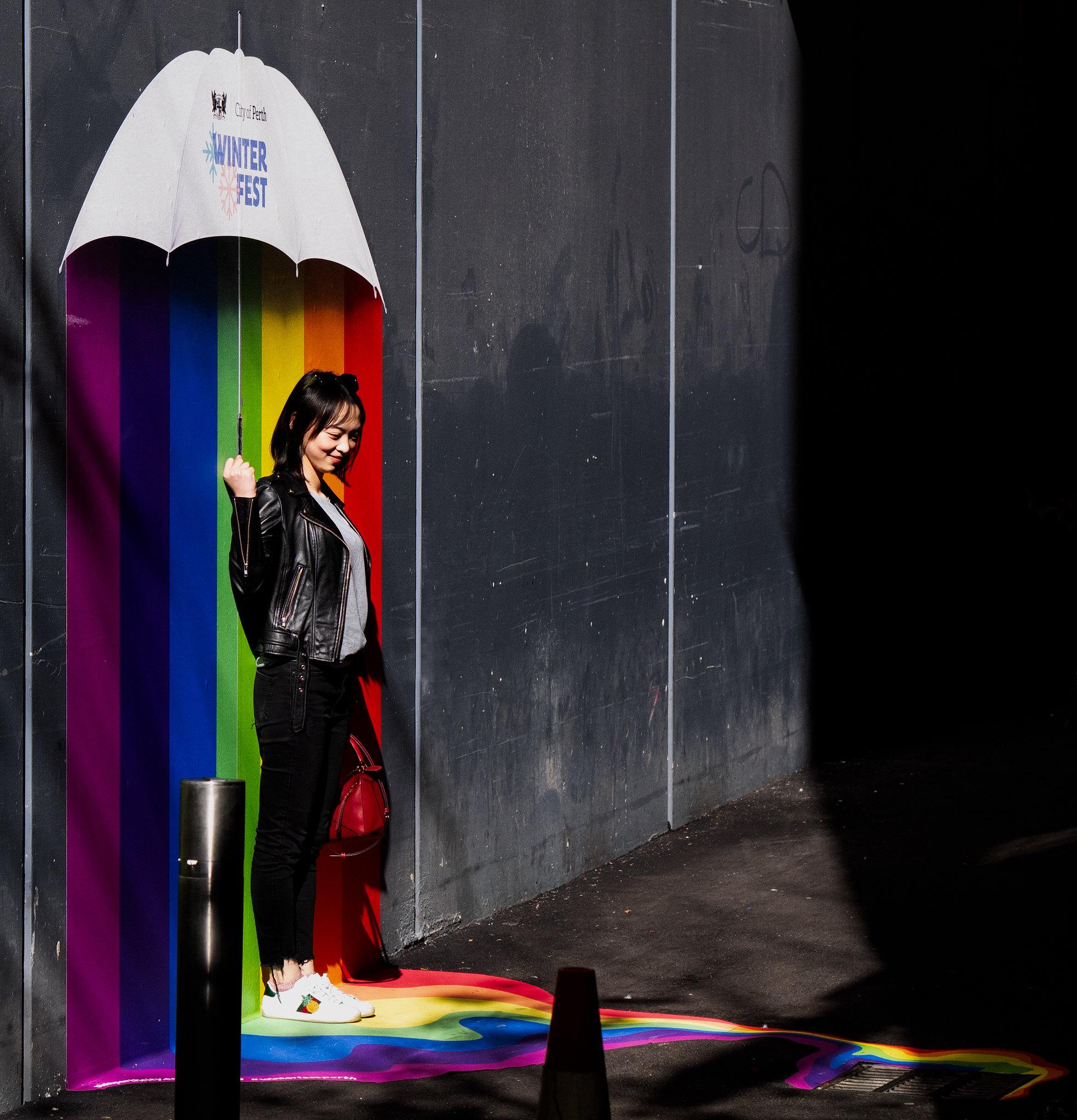 Rain spectrum