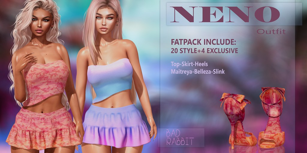 .:Bad Rabbit:. Neno Outfit CONTEST GIVEAWAY!!!!!