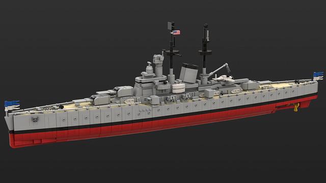 Vancouver Class Cruiser