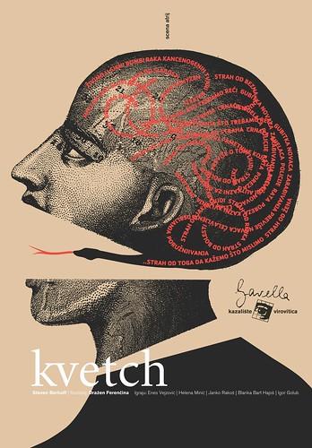 Kvetch (Steven Berkoff), 2006