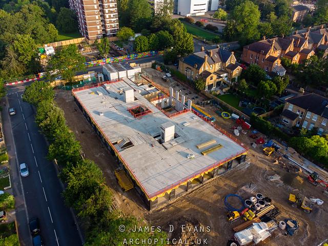 Greenvale School expansion site, Sydenham
