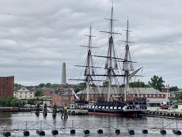 Boston - Boston Harbor Cruise Ride!