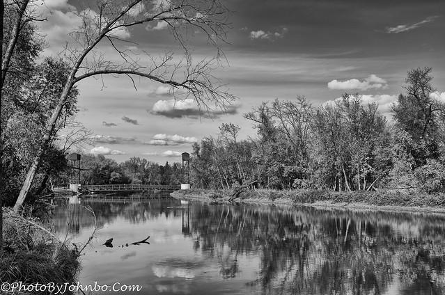 Red River at Lindenwood