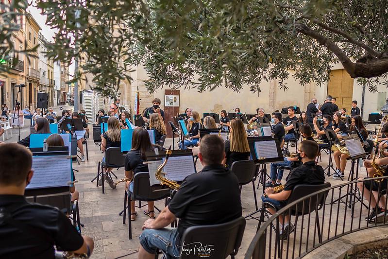 'Concert d'Estiu' de la Banda Jove de la Lira Castellonera 2021