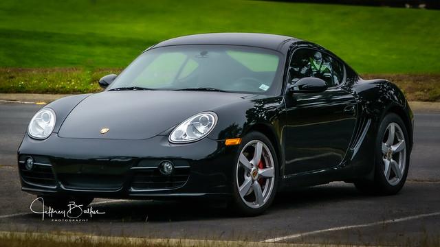 Porsche Cayman S -