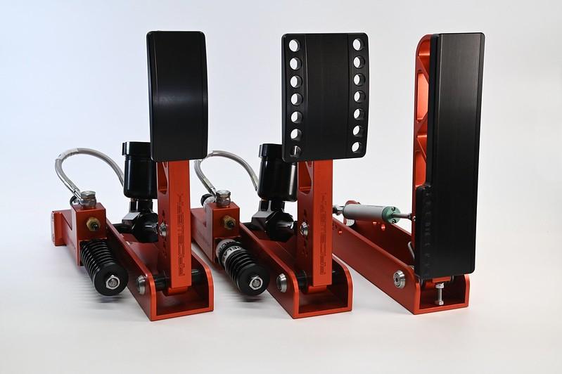 Racewerk S1 Pedals