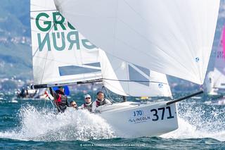 J70 Cup 2021 • Fraglia Vela Malcesine • Angela Trawoeger_K3I2320