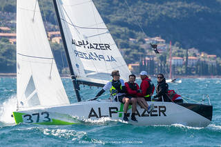 J70 Cup 2021 • Fraglia Vela Malcesine • Angela Trawoeger_K3I2151