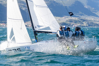 J70 Cup 2021 • Fraglia Vela Malcesine • Angela Trawoeger_K3I1781