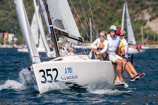 J70 Cup 2021 • Fraglia Vela Malcesine • Angela Trawoeger_K3I0622