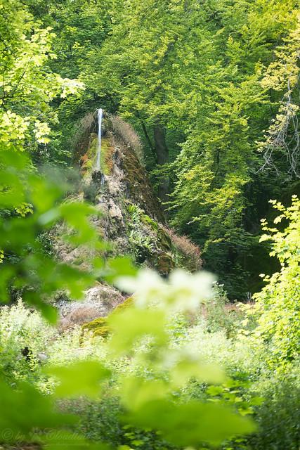 Guetersteiner waterfall