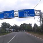 S2 Grigoleti - distance signs