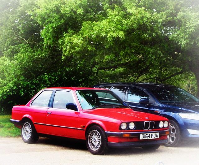1987 BMW 318i