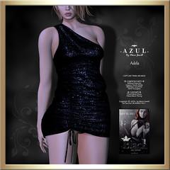 (AD) -AZUL- Adela [BlackFair]