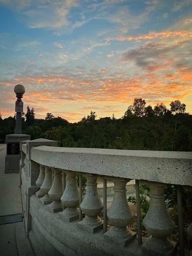 arroyoseco balustrade ilovela socal california pasadena vandekampbridge lalomabridge home