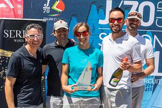 J70 Cup 2021 • Fraglia Vela Malcesine • Angela Trawoeger_K3I2358