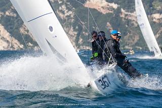 J70 Cup 2021 • Fraglia Vela Malcesine • Angela Trawoeger_K3I2029
