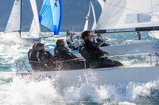 J70 Cup 2021 • Fraglia Vela Malcesine • Angela Trawoeger_K3I1144