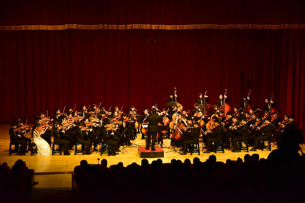 協奏曲之夜|臺北市立介壽國中弦樂團107學年度音樂會
