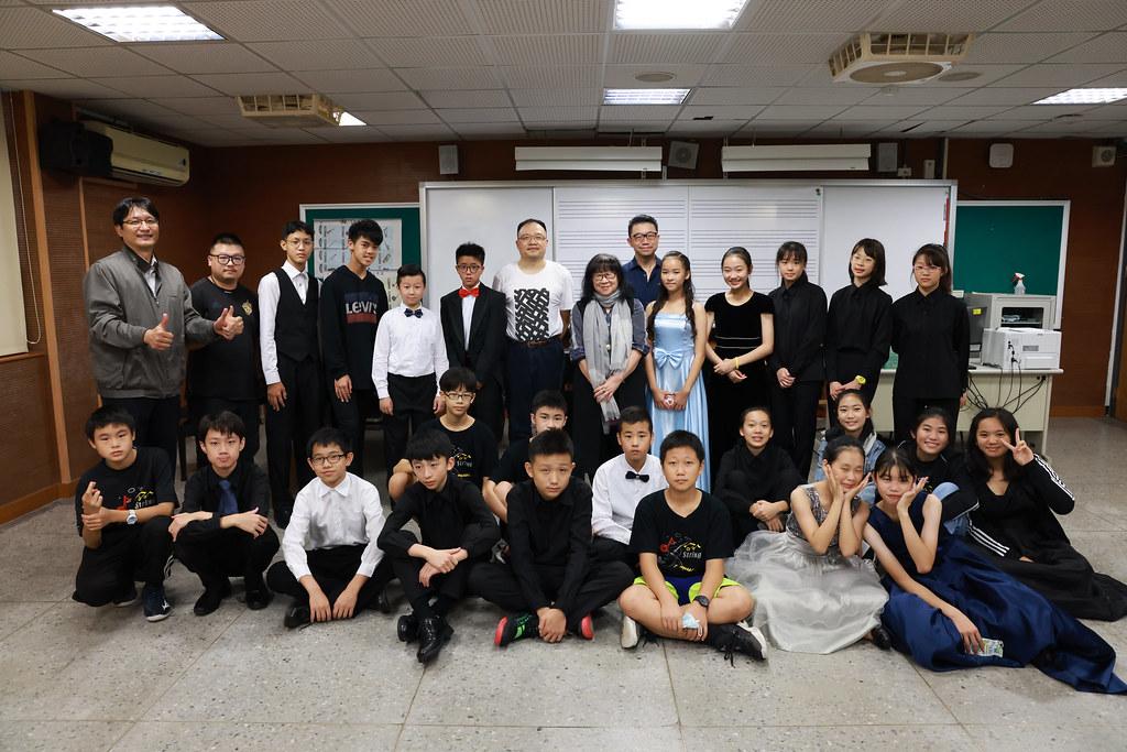 介弦新秀|臺北市立介壽國中弦樂團109學年度協奏曲之夜