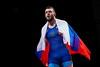 Чемпион Европы-21 Исраил Касумов