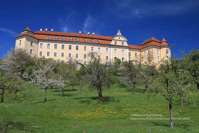 Ellwangen, Schloss Ob Ellwangen