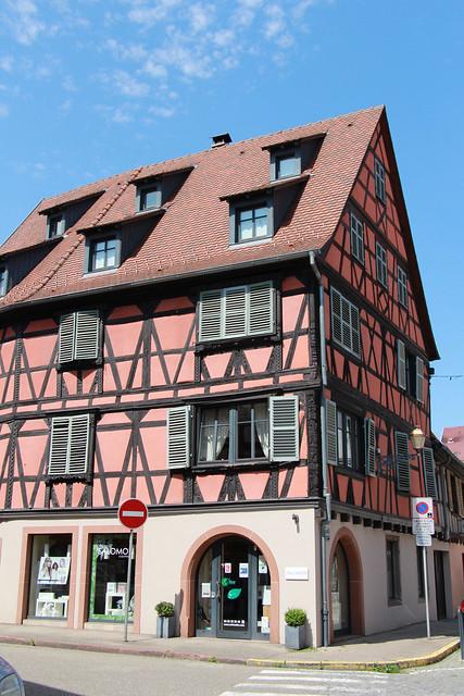 Rue de Saverne, Molsheim