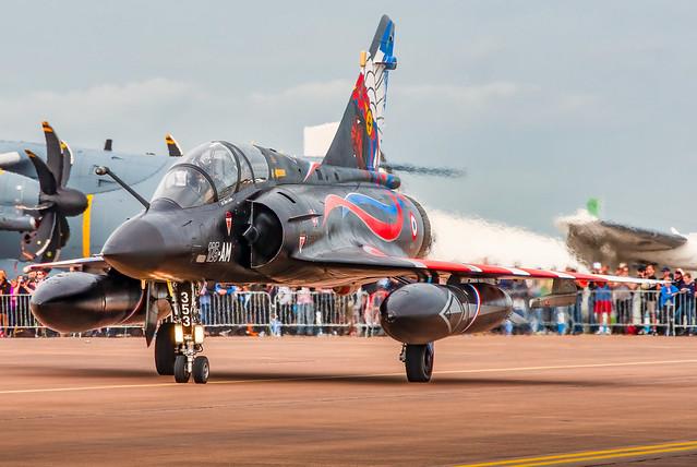 Armée de l'Air 'Ramex Delta' Mirage 2000N