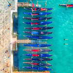 Gondolas from Above