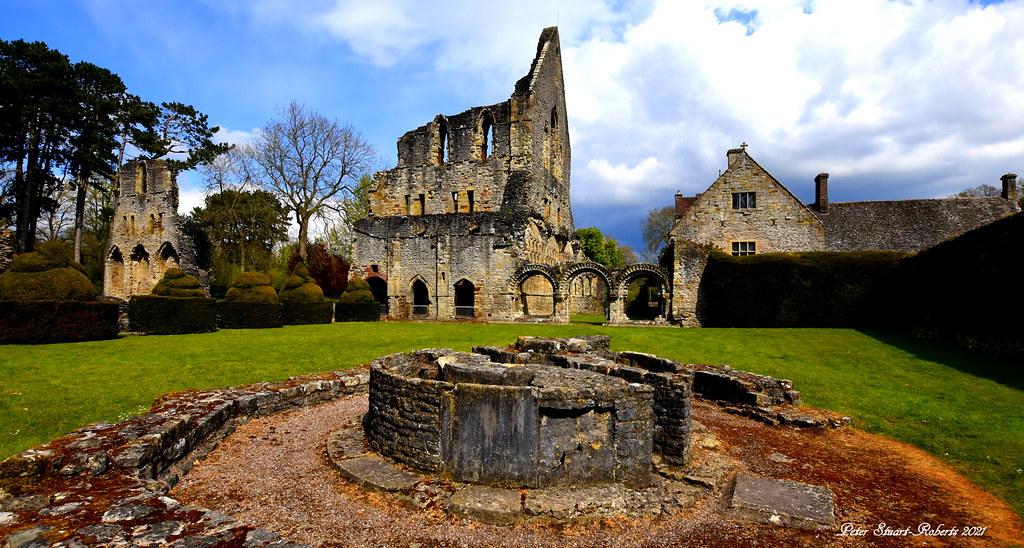 Sanctuary (Wenlock Priory)