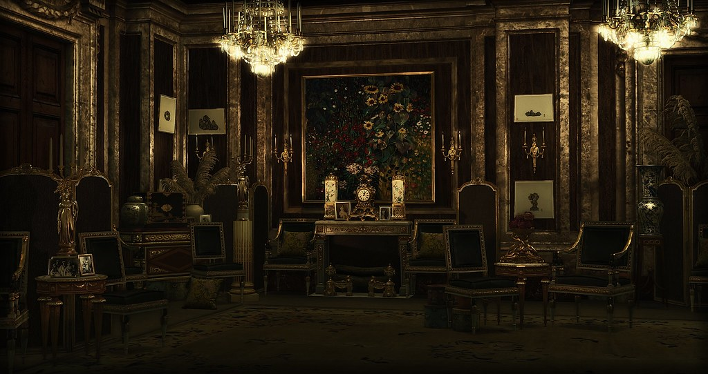 Klimt's Salon by [Humburg Interiors I]