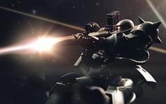 Gundam Fix Figuration Metal Composite #1020 ZAKU II