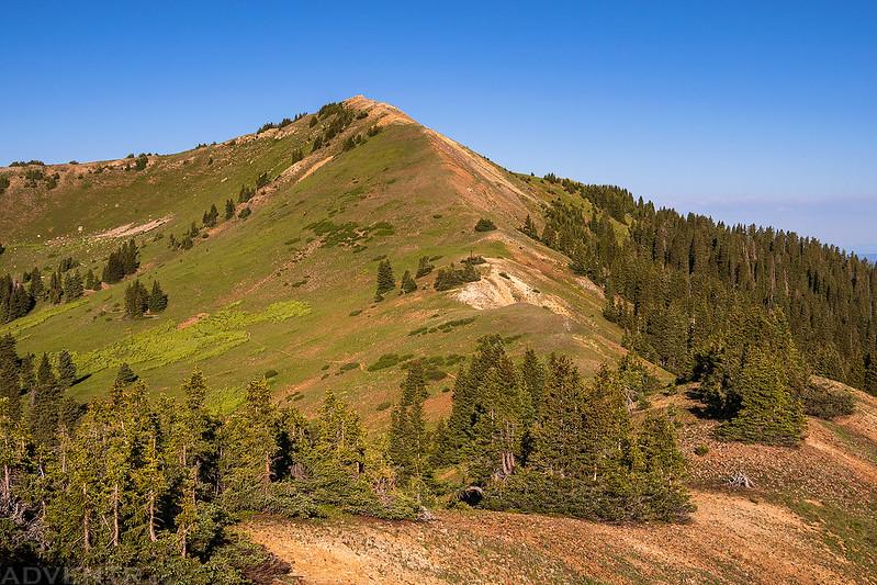 Ridge to Eagle Peak