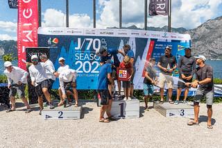 J70 Cup 2021 • Fraglia Vela Malcesine • Angela Trawoeger_K3I2394