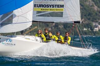 J70 Cup 2021 • Fraglia Vela Malcesine • Angela Trawoeger_K3I1939