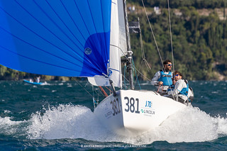 J70 Cup 2021 • Fraglia Vela Malcesine • Angela Trawoeger_K3I1318