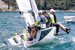 J70 Cup 2021 • Fraglia Vela Malcesine • Angela Trawoeger_K3I0245