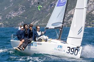 J70 Cup 2021 • Fraglia Vela Malcesine • Angela Trawoeger_K3I0133