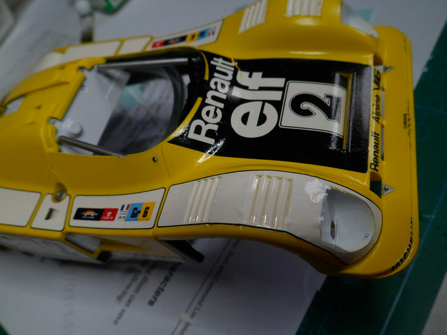 From the box - Alpine Renault A442B Turbo [Tamiya 1/24] *** Terminé en pg 7 - Page 5 51304940015_f738ce68b7_z