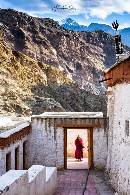 Welcome to Rizong Gompa