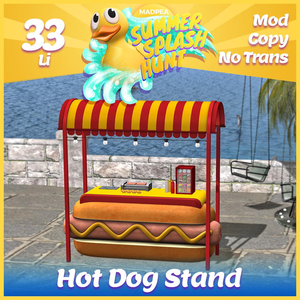 Summer Hunt Prize Reveal: Hot Dog Stand