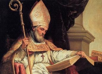 San Isidoro di Siviglia ( 560-636).