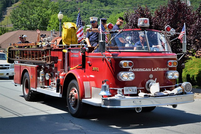 American LaFrance 900 Series Pumper_9131