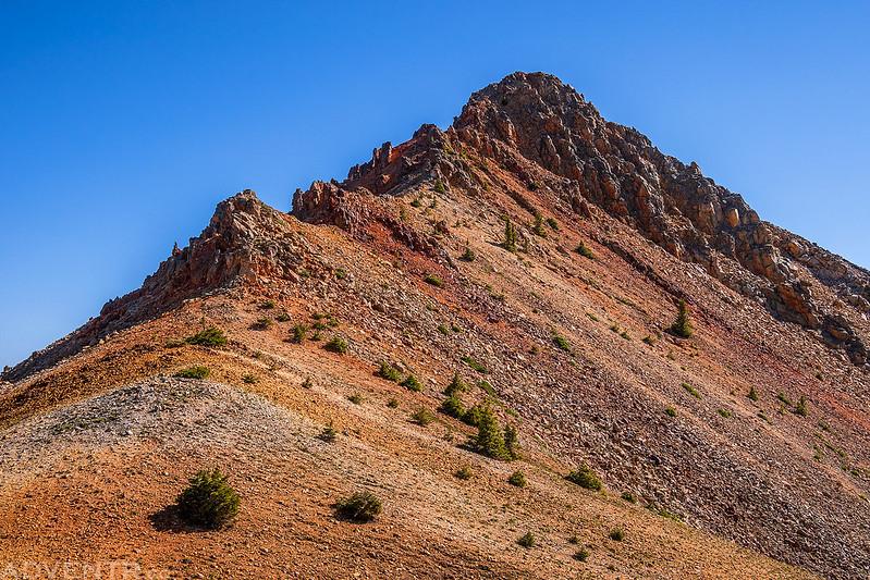 Calico Peak Ridge