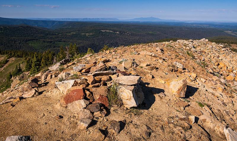 Eagle Peak Summit