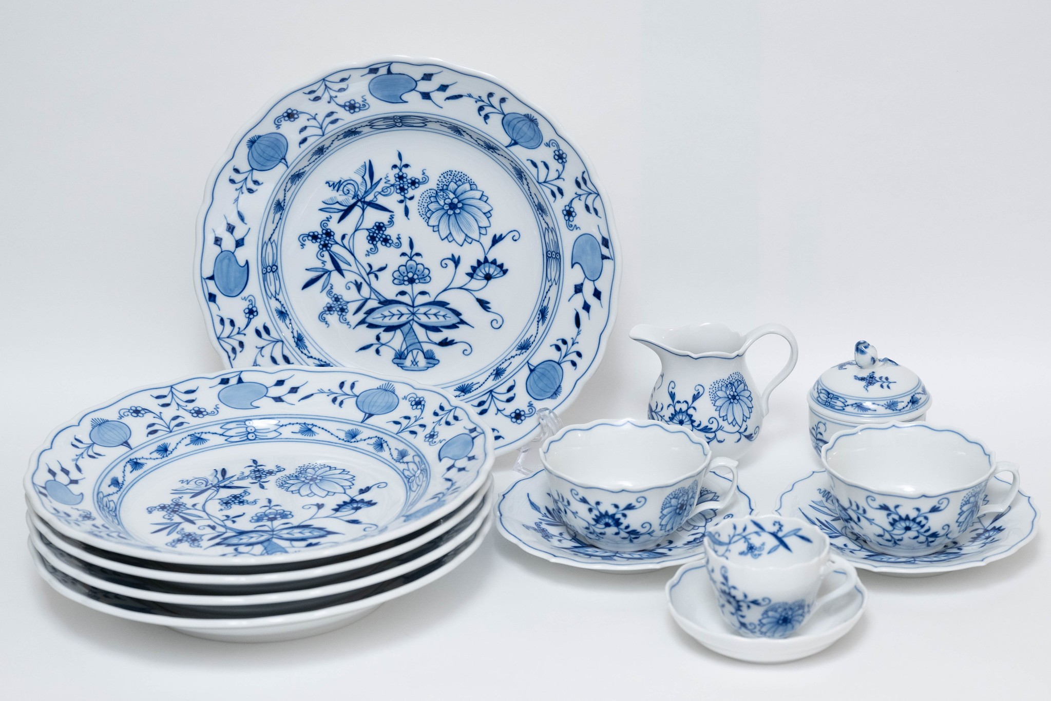 Blue Onion/ Meissen